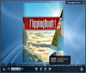 WordPress 相册插件 FlippingBook Gallery Plugin