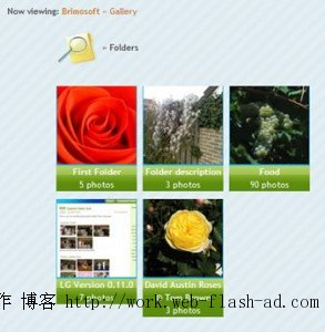 WordPress 相册插件 Lazyest Gallery Plugin